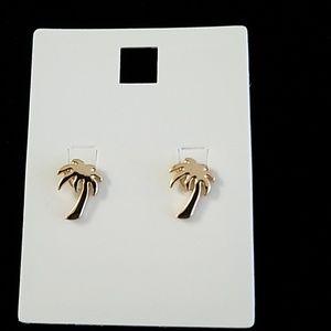 Jewelry - Palm tree earrings